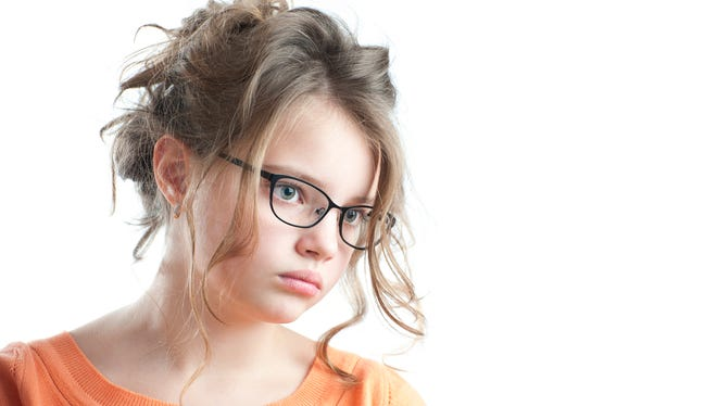 It is up to adults to react when child says he or she has been hurt by another adult.