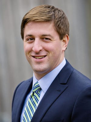 Bryan Townsend, Democratic candidate for the 11th District state Senate seat.