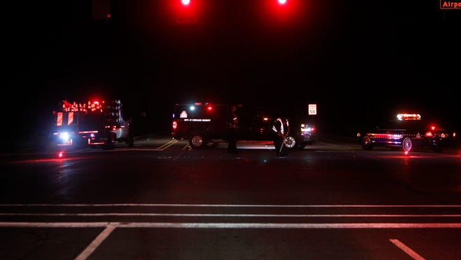 One driver was killed as a result of Monday's crash at U.S. 231 and Indiana 26