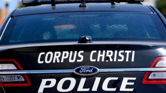 Corpus Christi police cruiser