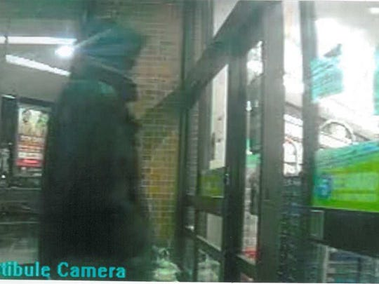 St. Cloud police released this security camera photo