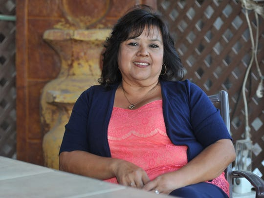 Kathy Melendez is a breast cancer survivor from Tulare.