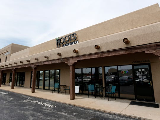 Roots Coffee Bar opened at 1645 W. Republic Road on July 3.