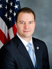 State Sen. Rob Ortt, R-North Tonawanda, Erie County, is running for Congress in 2020.