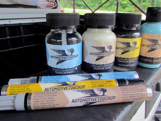 Do it yourself automotive finish touch up solutioingenieria Gallery