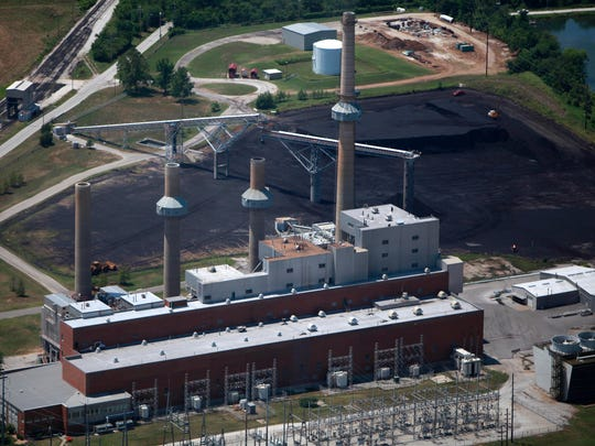 James River Power Station, built in 1953, was originally designed to run on natural gas, with coal as a backup. It later was switched back to cleaner-burning natural gas. The last two of its five power-generating units will be retired with a CU Board vote on Thursday.