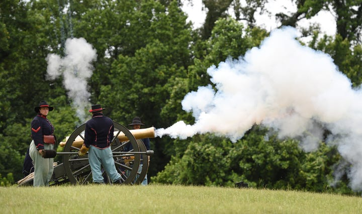 Civil War, controversy play out in Vicksburg