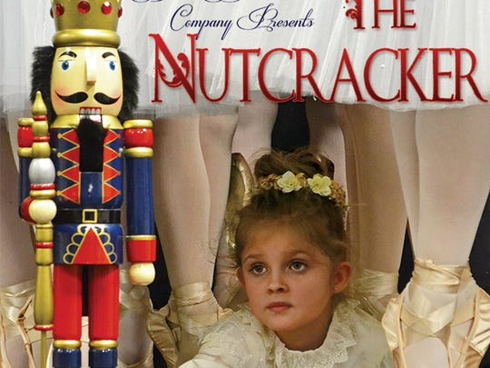 The Nutcracker featuring Ruidoso's Dalí Ballet Company Dec. 8 at 7 p.m. and Saturday, Dec. 9 at 2 p.m. and 7 p.m.
