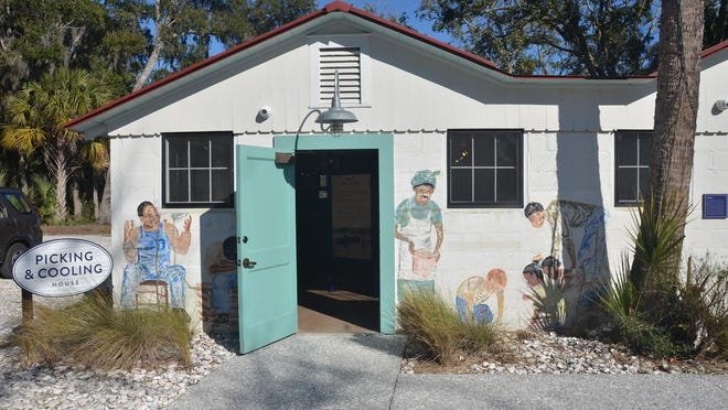 The Pin Point Heritage Museum has reopened.
