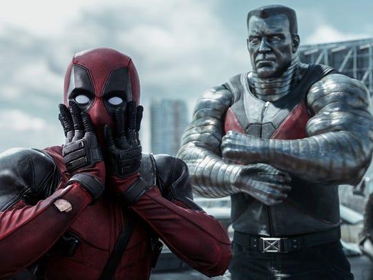 The masked Deadpool (Ryan Reynolds) has been a major