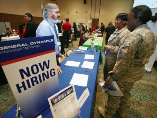 Fort Bliss job fair