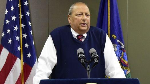 State Sen. Thomas Libous.