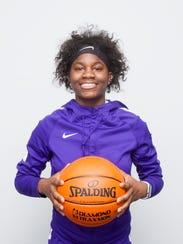 Sade Hudson, Trezevant basketball