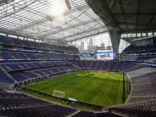 Vikings Stadium Tickets Football