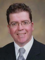 Franklin County Commissioner David Keller