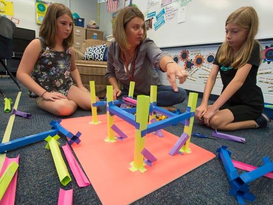 Oriole Beach Elementary School-Gifted Program