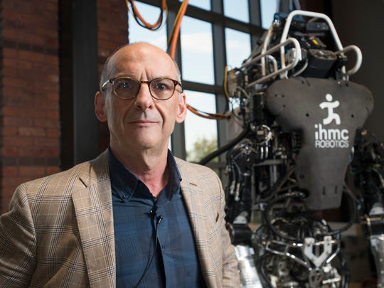 Ken Ford, co-founder and CEO of the Institute for Human & Machine Cognition, has been appointed to the National Security Commission on Artificial Intelligence.