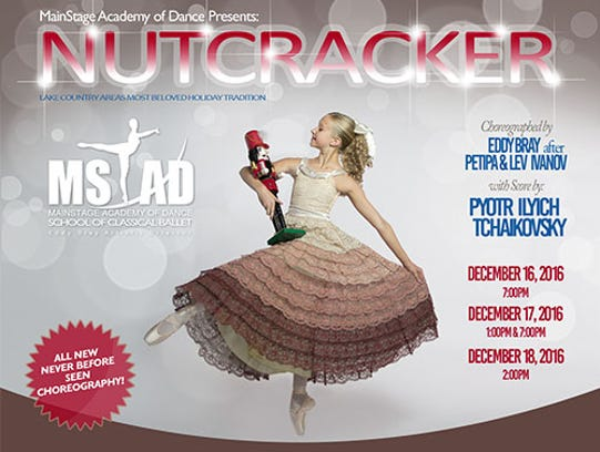 "Mainstage Academy of Dance presents ""The Nutcracker"""