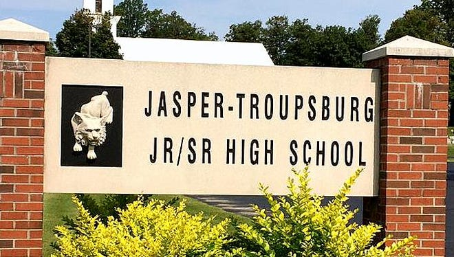Jasper-Troupsburg Central School District.