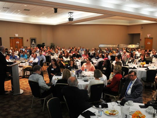 The United Way of Brevard Campaign Kickoff at the