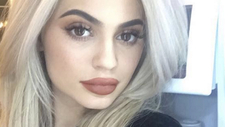 The secret to your best selfie is hiding in your fridge, says Kylie Jenner