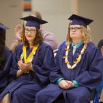 Water Canyon High School celebrates their 2016 graduating class Tuesday, May 24, 2016.