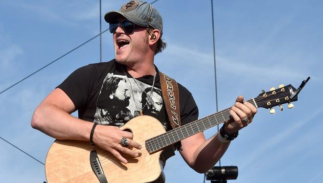 Country singer Jerrod Niemann
