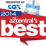 azcentral's best 2014 logo