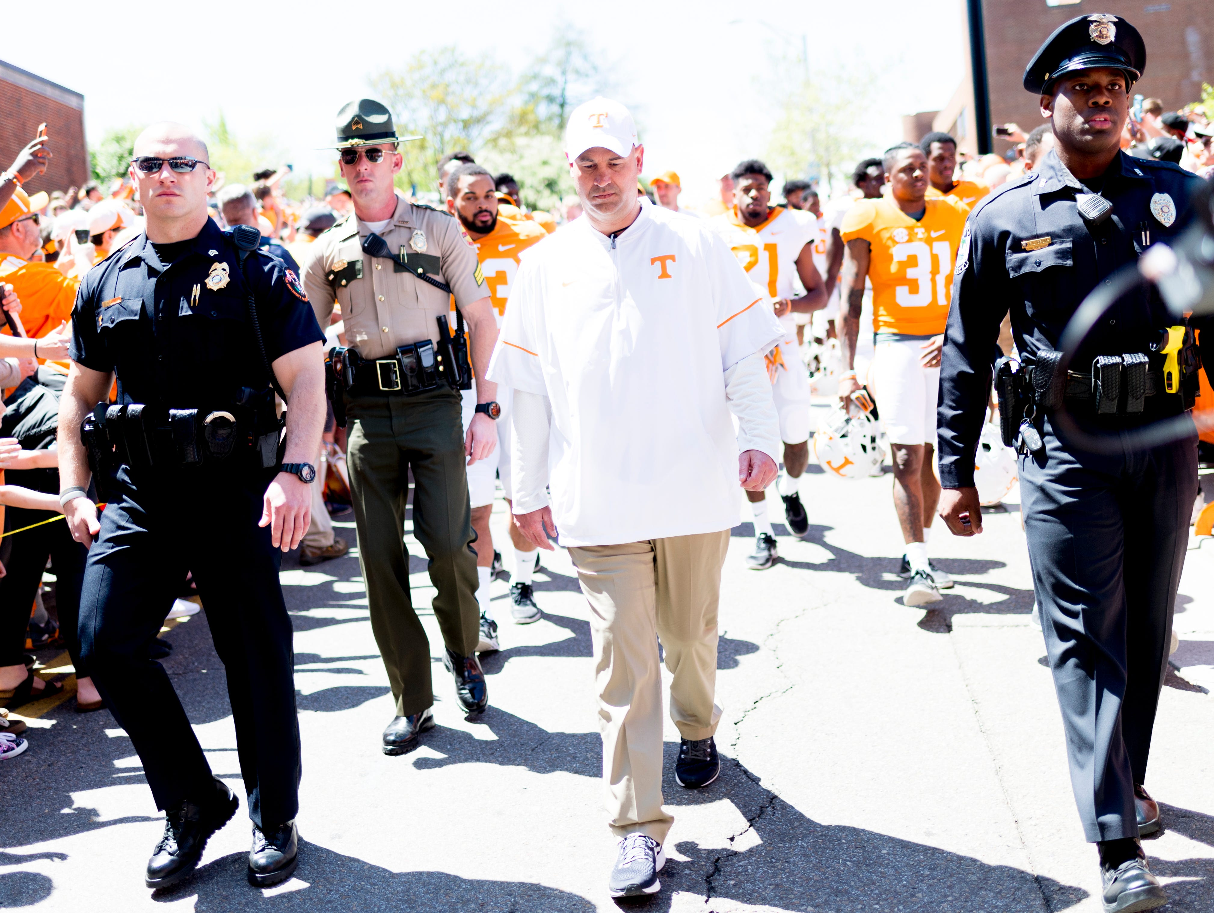 Vols football: 5 things we learned in Jeremy Pruitt's first spring   USA TODAY Sports