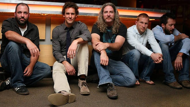 Carbon Leaf will be at the Ark in Ann Arbor Thursday night.
