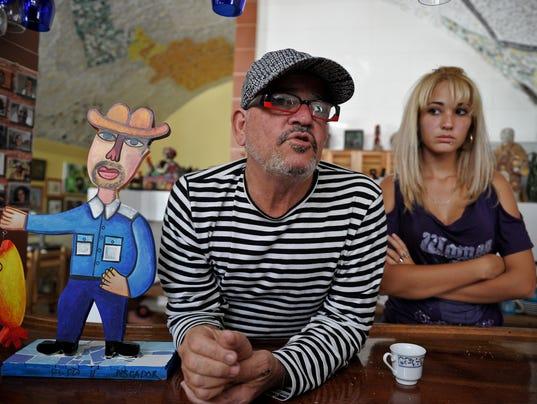 Cuban painter