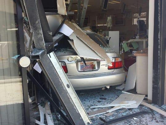 Sun City West crash