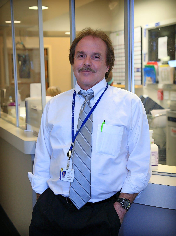 Dr. Steve Seager