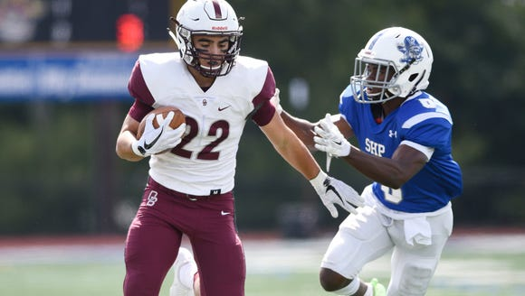 Don Bosco senior Tommy Courtney and the Ironmen will