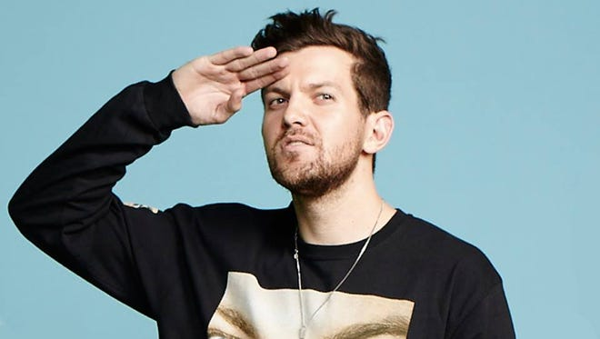 Producer/DJ Dillon Francis will perform at 9 p.m. Oct. 31 at the El Paso County Coliseum, 4100 E. Paisano.