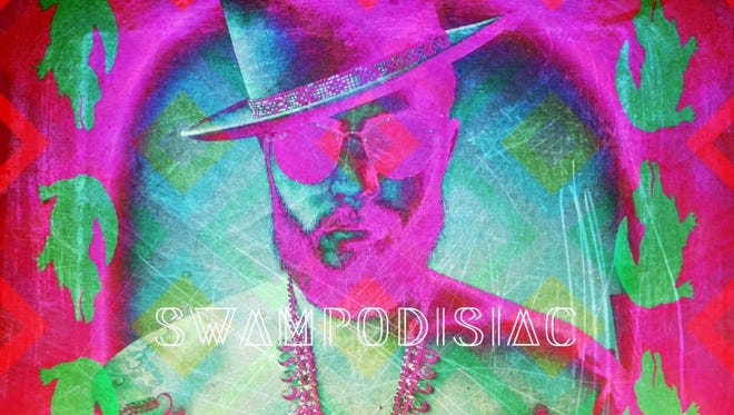 """""""Swampodisiac"""" is the new five-song, all-original EP from Lane Mack."""