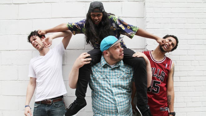 The Newark-based punk-rap group Sunny Gang will perform Feb. 4 at The Super Bowl of Jersey Bands at Crossroads, Garwood, with Experiment 34, Cook Thugless, Stereo Joe, Murdock and Collective Man.