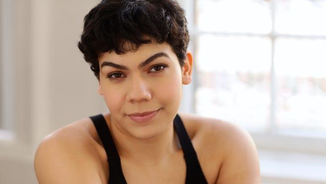 Daniella de Jesus will perform at Two River Theater until Apr. 21
