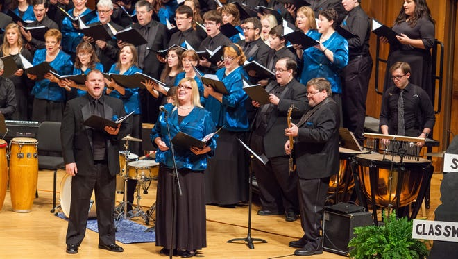 The newVoices choir is marking its 40th season of choral music in the Fox Valley.