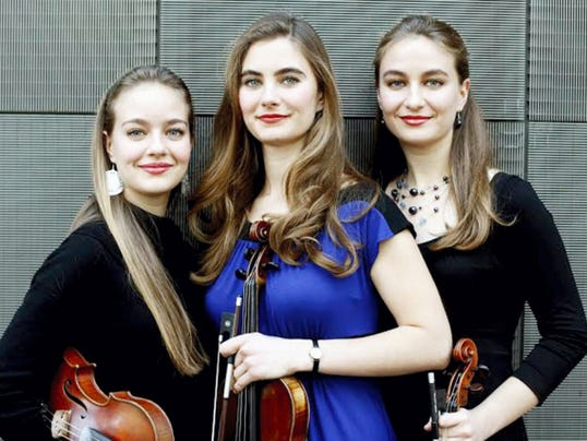 The Quebe Sisters Band will perform Jan. 26 at Marketview Arts in York.