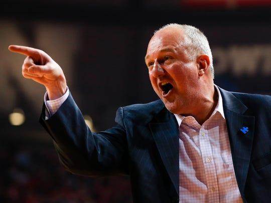 Former Ohio State coach Thad Matta has history in the