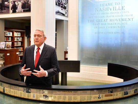Dan Rather talks about Martin Luther King and covering