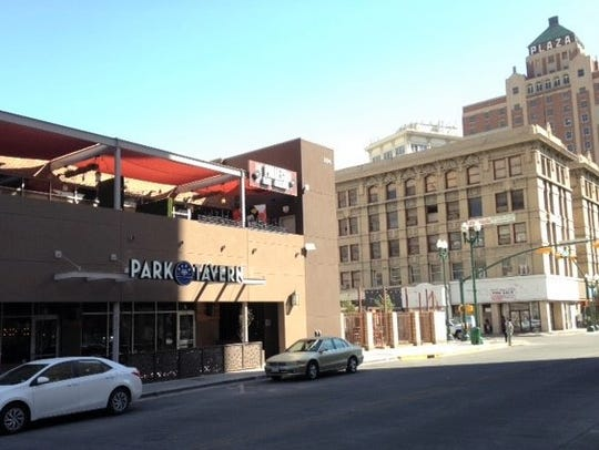 The Park Tavern restaurant is in a building remade