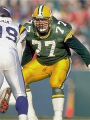 Former NFL player Tony Mandarich.