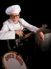 Bill Wharton, the Sauce Boss