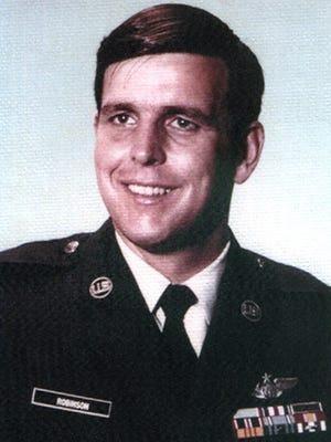 William A Robinson