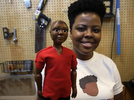 Dolls for Boys of Color