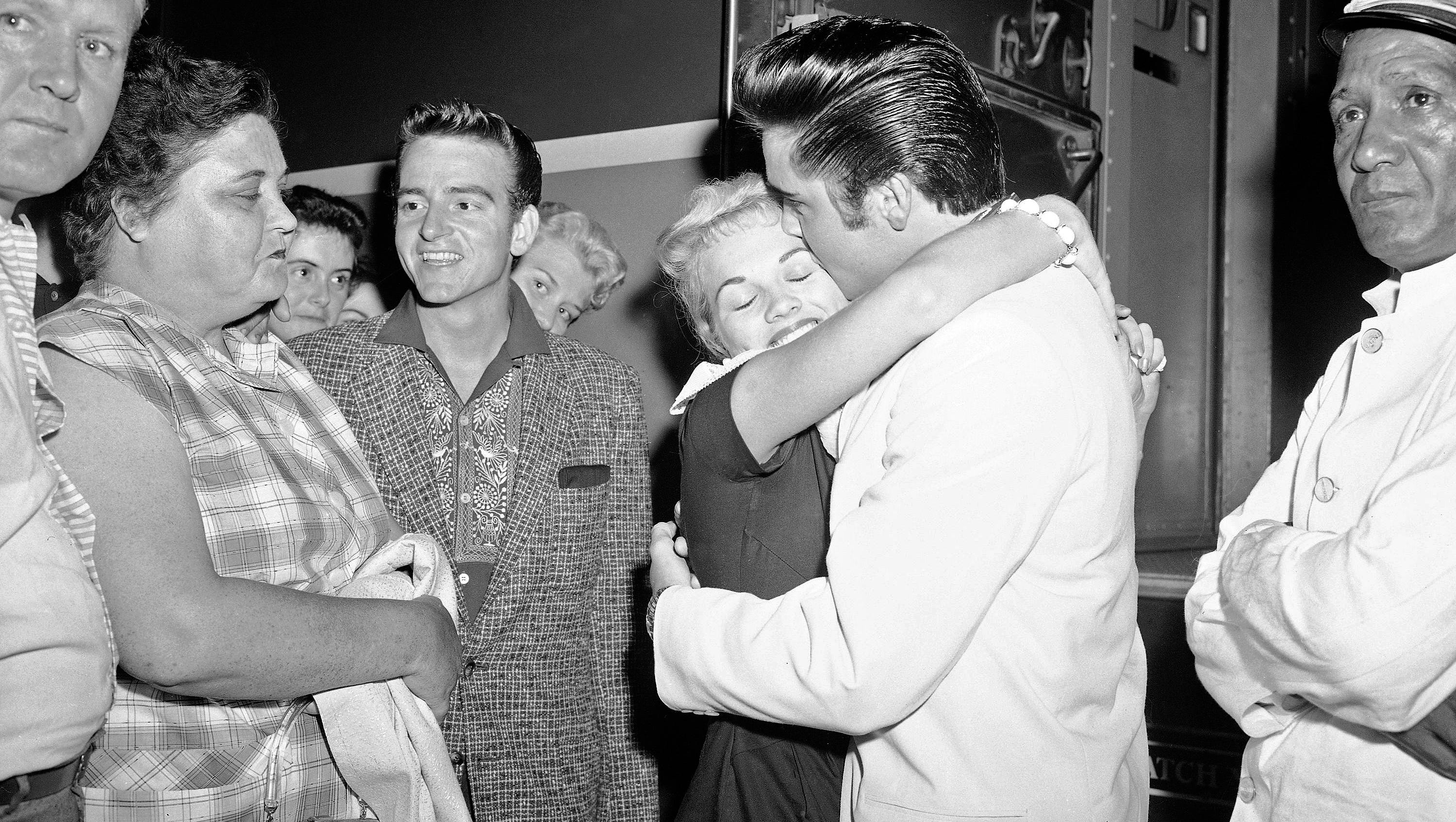 Elvis And Women He Couldn T Help Falling In Love