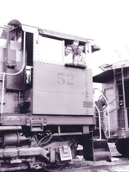No. 52 was a mainstay of the Port Huron & Detroit Railroad