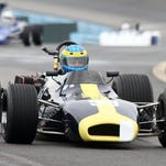 Marc Giroux races his 1969 Brabham BT-29 during the Glenora Wine Cellars U.S. Vintage Grand Prix presented by Welliver at Watkins Glen International in 2012. The former Corning resident was earned the SVRA Driver of the Year Award for 2014.
